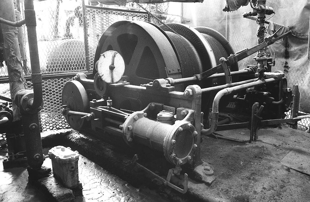 Steam Winding Machine Long Rake Spar
